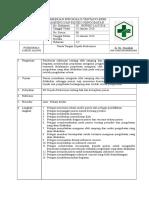Bab 7. 4. 2. Ep 3 Sk Kebijakan Pelayanan Klinis Memuat Bagaimana Proses Penyusunan Rencana Dilakukan Dengan Mempertimbangkan Kebutuhan Biologis Psikologis Sosial Spir