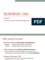 01-1 Sources of Law