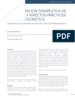 Monitorizacion Terapeutica de Farmacos Biofarm Farmacoc