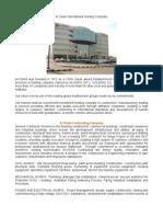 Brochure Al Osais International Holding Company