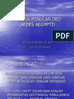PELATIHAN JUMANTIK Dr. julo.ppt