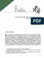 Los butalmapus de los llanos en la araucania (Osvaldo Silva Galdames, Eduardo Tellez Lugaro, Cuadernos de historia, Depto Ciencias Historicas de Universidad de Chile, FONDECYT, 2001).pdf