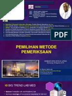 Pemilihan Metode Pemeriksaan MF Semarang 05082018 1