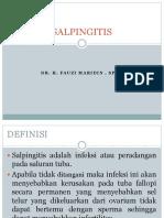 SALPINGITIS.ppt