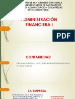 2 Administración Financiera i