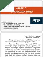 ASPEK 7 FARDUS