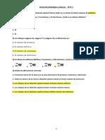 Resolución TPN°1