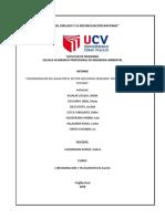 Informe de Exposición (Producción de Harina de Pesacado y Aceite)