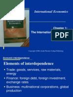 Ekonomi Internasional - Bab 1
