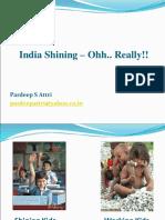 India Shinning