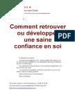 Bruno Lallement - Comment Retrouver Ou Developper Une Saine Confiance En Soi.pdf