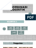 KOORDINASI LOGISTIK KELOMPOK 3 MANAJEMEN LOGISTIK.pptx