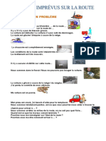 Accidents Et Imprevus Sur La Route