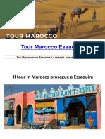 Tour Marocco Essaouira