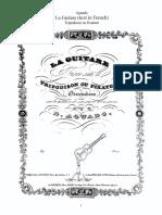 Aguado - La Guitare (Text in French)