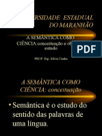 SEMÂNTICA II
