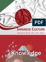 Japanese Culture UCSP Presentation