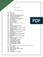 Plan General de Cuentas de Contabilidad