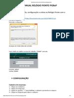 pgrep orientações