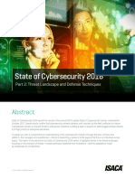 State of Cybersecurity 2018 Part 2 Res Eng 0618