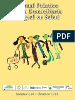 Manual Práctico Visita Domiciliaria Integral en Salud