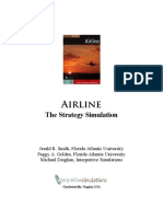 Airline The Strategy Simulation