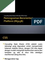 p04 Css HTML Form
