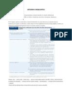 Septicemia y Choque Septico