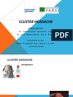 Referat Cluster Headache