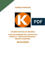 Plan de Gobierno Amazonas 4