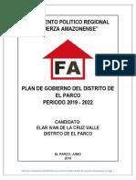 Plan de Gobierno Amazonas 15