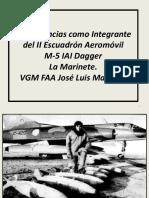 COMO OPERO LA AVIACIÓN DE COMBATE DURANTE EL CONFLICTO de MALVINAS  destinados en la FAS  Fuerza Aérea Sur en 1982.
