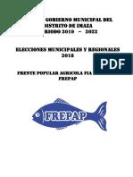 Plan de Gobierno Amazonas 20