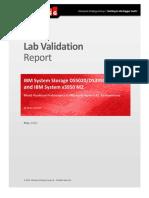 ESG Lab Validation IBM DS5020 x3950 HyperV May 10