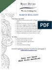 Job Advertisement Marine Biologist