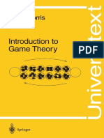 [Universitext] Peter Morris (Auth.) - Introduction to Game Theory (1994, Springer-Verlag New York)
