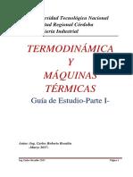 Termodinámica y Máquinas Térmicas-parte I-2017