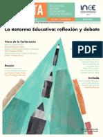 La Reforma Educativa en las entidades federativas