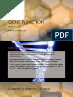 GENE FUNCTION.pptx