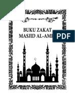 Cover Buku Zakat