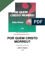 DocGo.net-Por Quem Cristo Morreu - John Owen