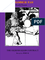 The OldenHaller Contract Revised