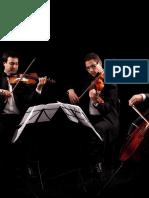 Kling Glöckchen klingelingeling, Christmas Music, String Quartet