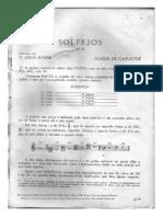 Solfejos Alexis de Garaude