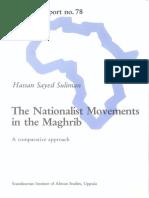Movimientos Nacionales en el Maghreb