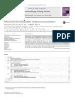 Polyssacharid-based nanoparticles for theranostic medicine