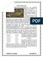 Lengua Portugues