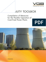 Compilation of Measures for the Flexible Operation of Coal-Fired Power Plants