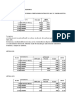 Valuacion de Inventarios Caso Practico