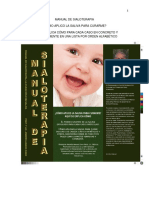 Manual de Sialoterapia Curacion a Traves de La Saliva